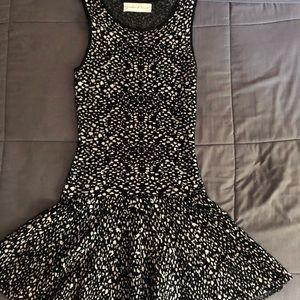 Velvet by Graham & Spencer Knit Flair Dress